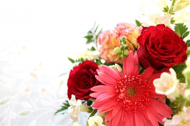 父の日に花束