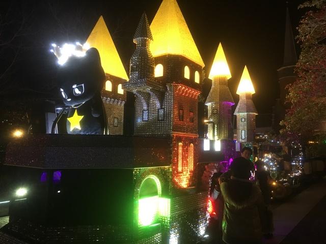 ハウステンボス・夜の大パレード