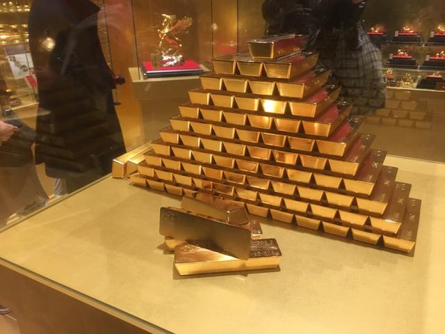 ハウステンボス・黄金の館