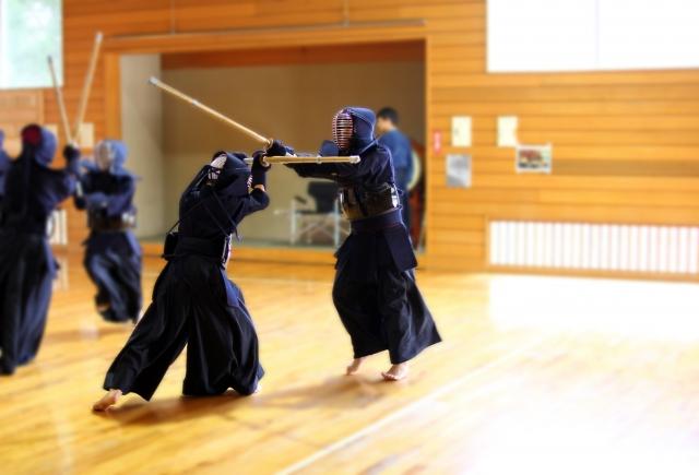 中学校で剣道部に入部したのはいいけど、道具を買うのに約9万円も掛かってしまいました。