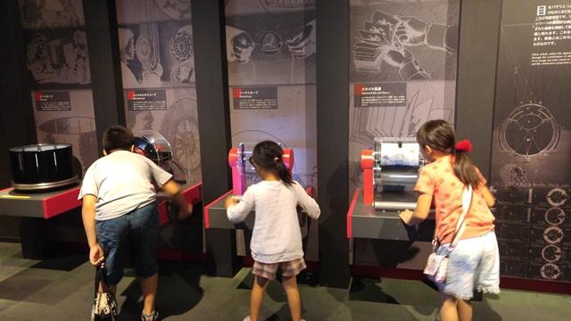 SKIPシティ映像ミュージアムでテレビの歴史や撮影の仕組みを実物で学べるます。